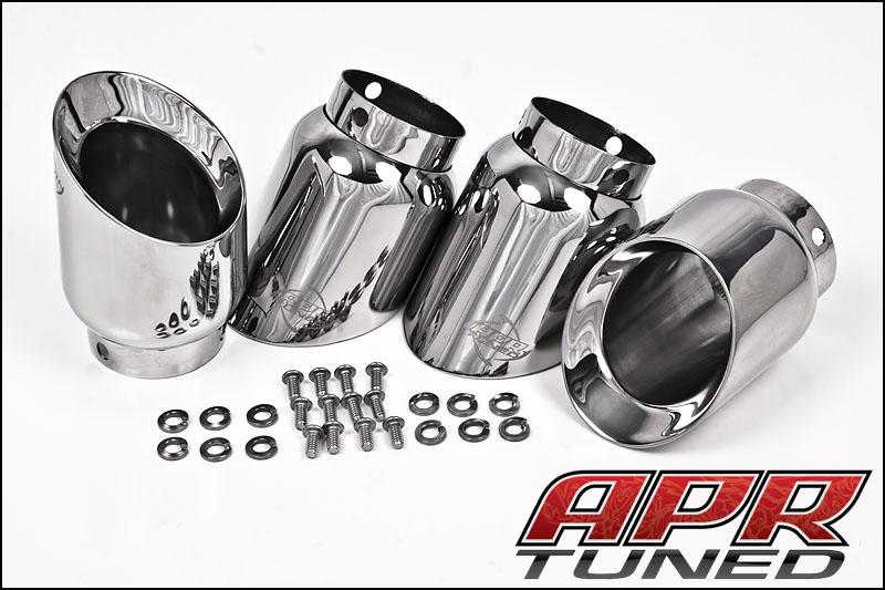 APR Audi B8 S4 3 0T FSI RSC™ Performance Exhaust System