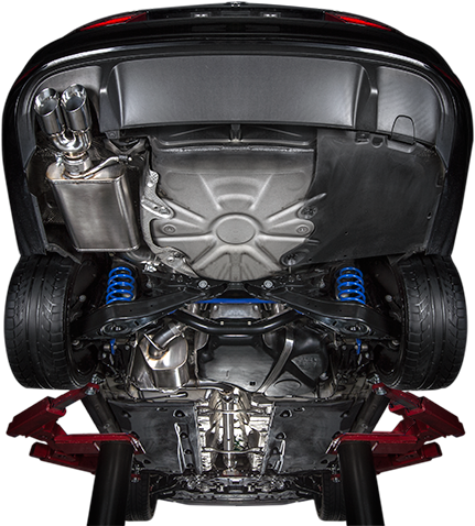 Mk6 Gli Exhaust >> Apr Mk6 Jetta Gli 3 Rsc Exhaust System