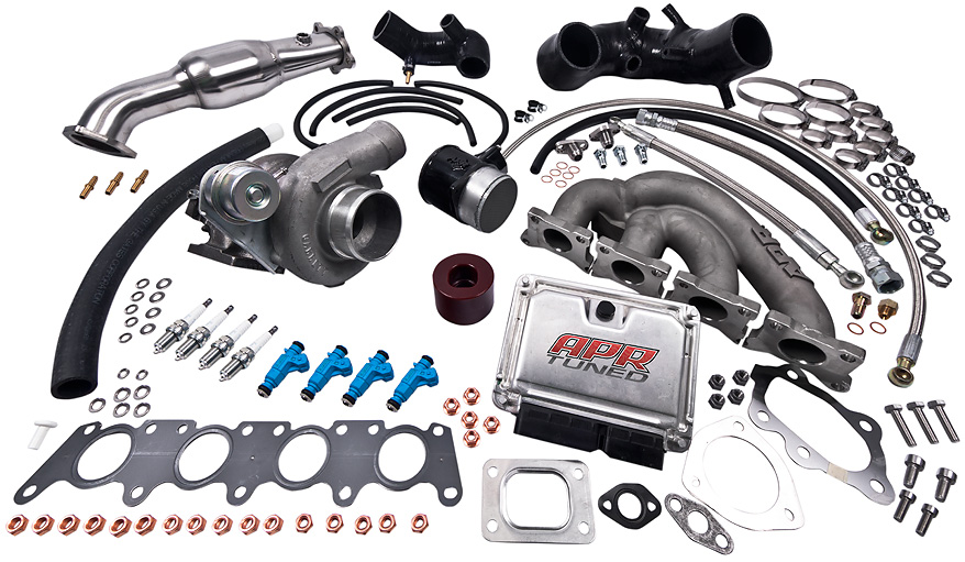 About The APR Audi B A T Stage III Turbo Upgrade - Audi a4 turbo upgrade